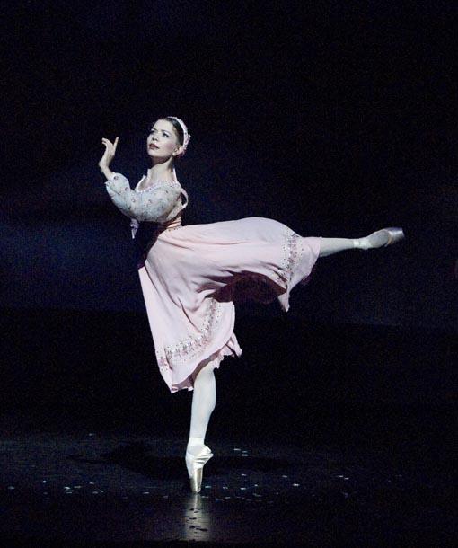Lisa Probert, Photo : Daria Klimentová