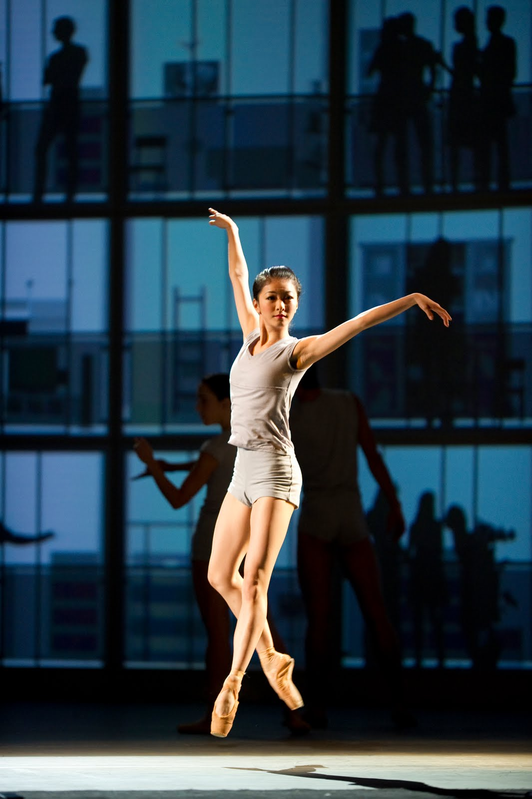 Yuhui Choe in The Royal Ballet's As One, Photograph : Bill Cooper