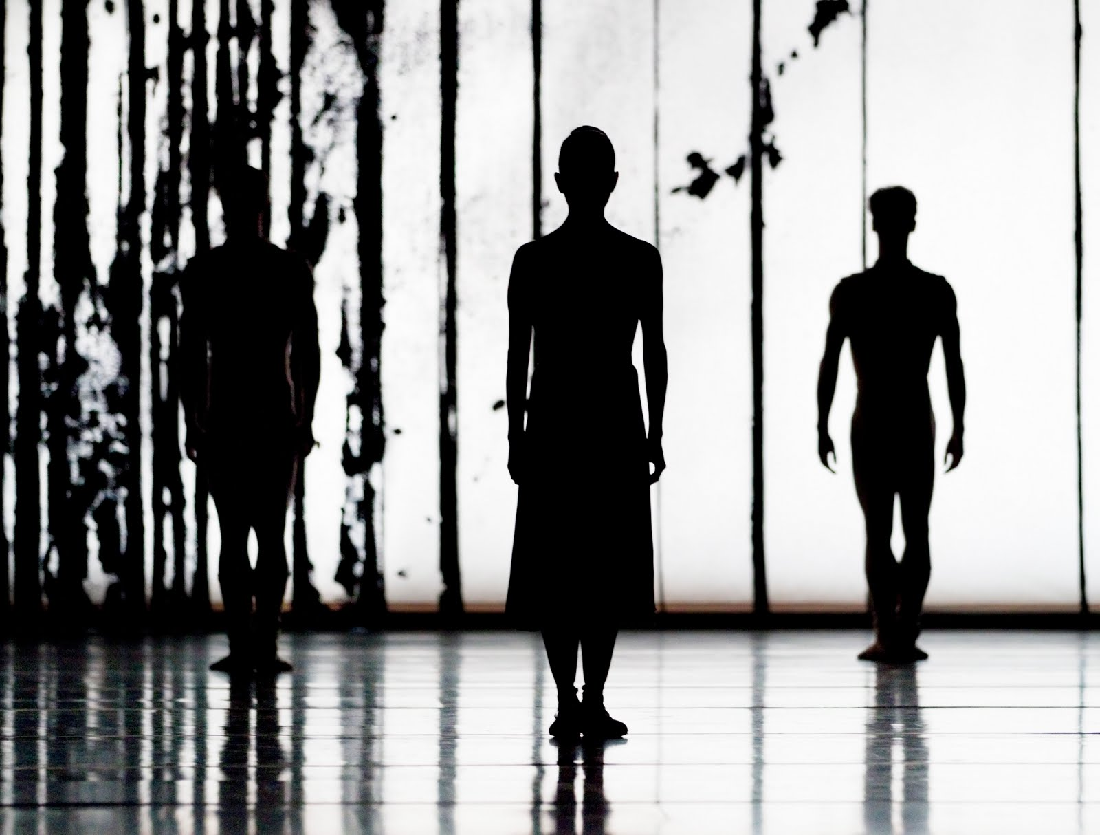 Artists of The Royal Ballet in Liam Scarlett's Asphodel Meadows Photo by Johan Persson