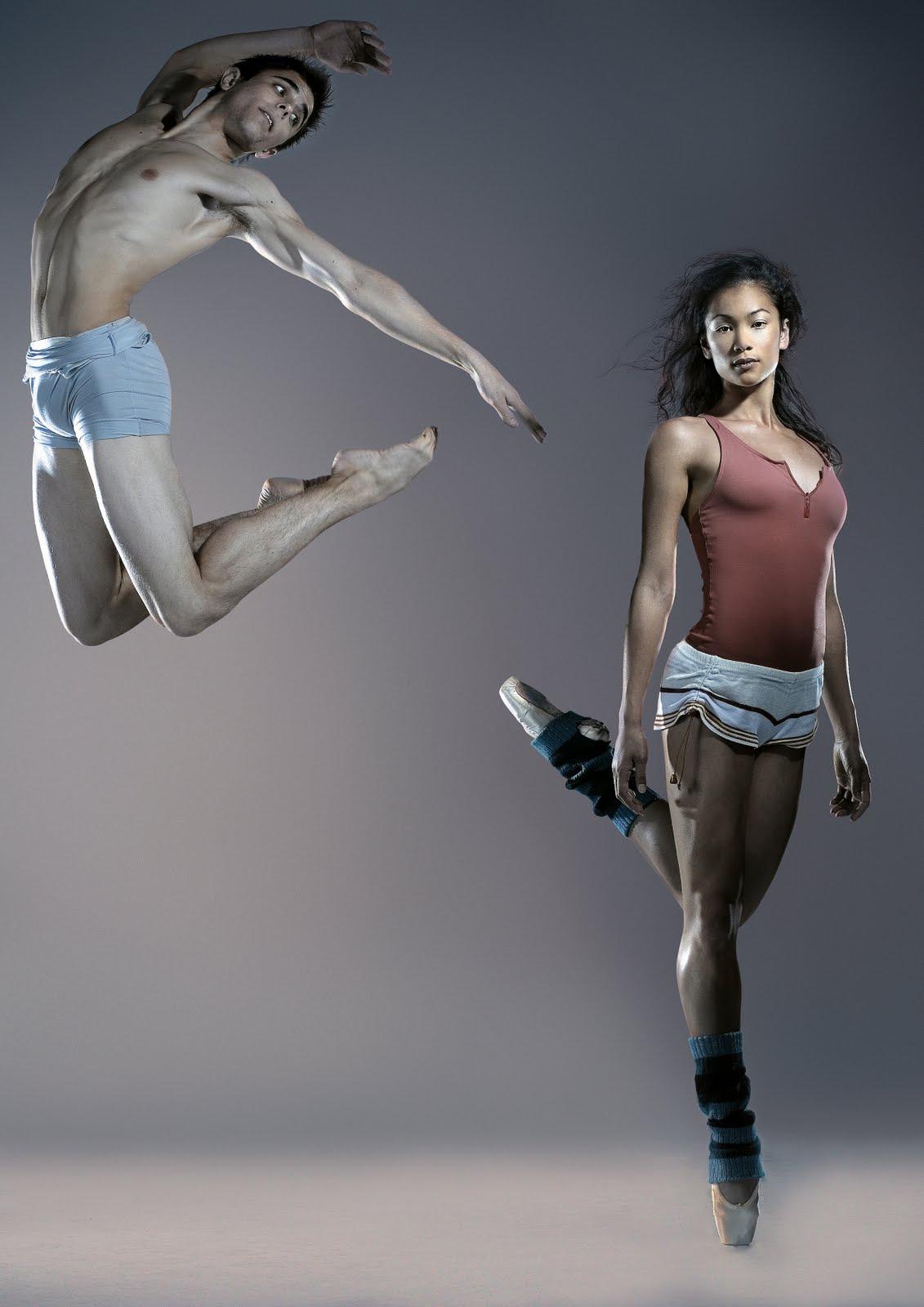 Luke Ingham and Vivienne Wong, Photograph : Jean Francois Campos