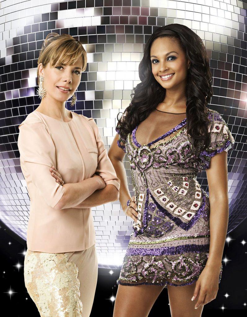 Darcey Bussell & Alesha Dixon