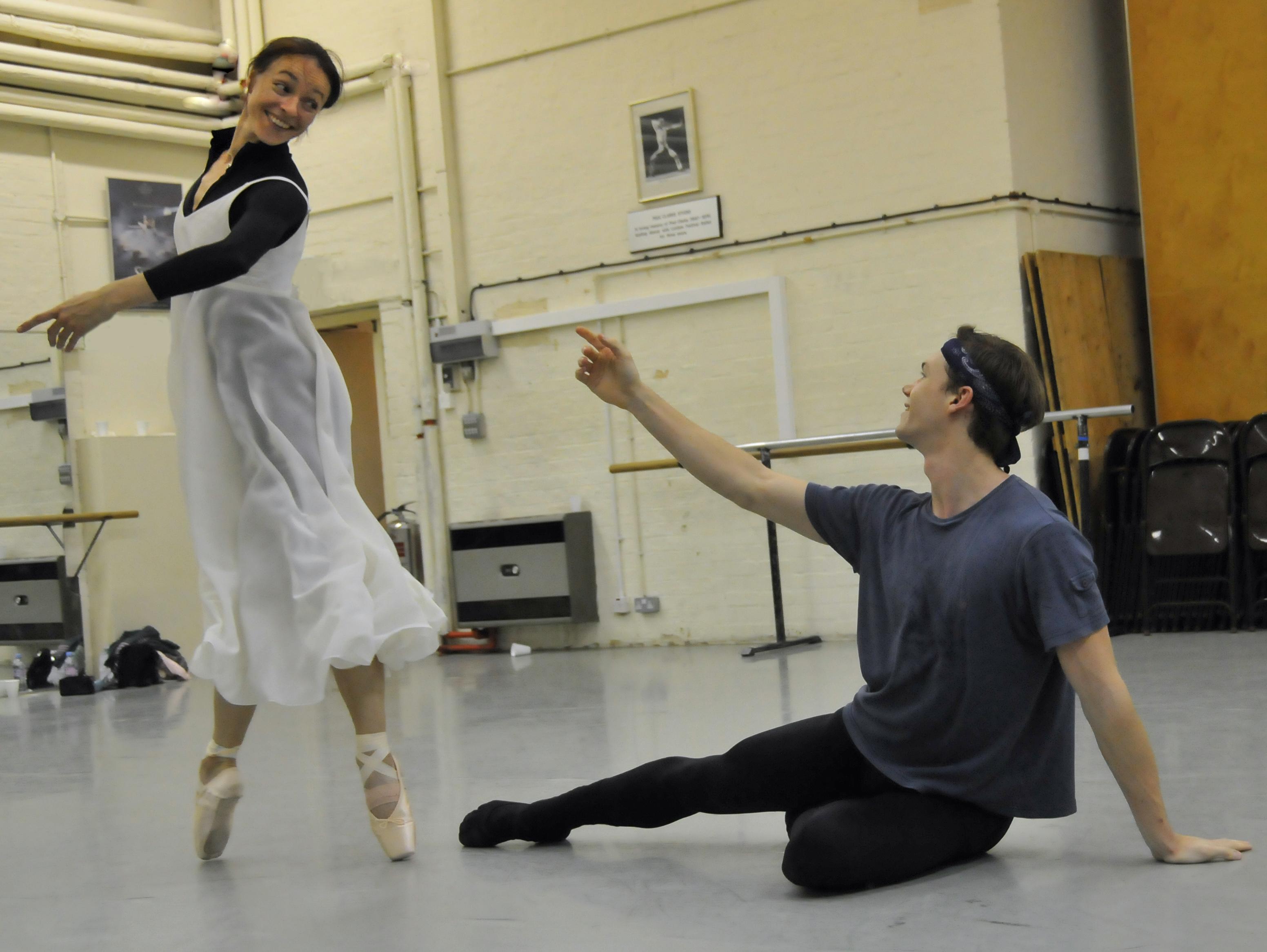 Ballet News, Max Westwell, Sarah Mcllroy