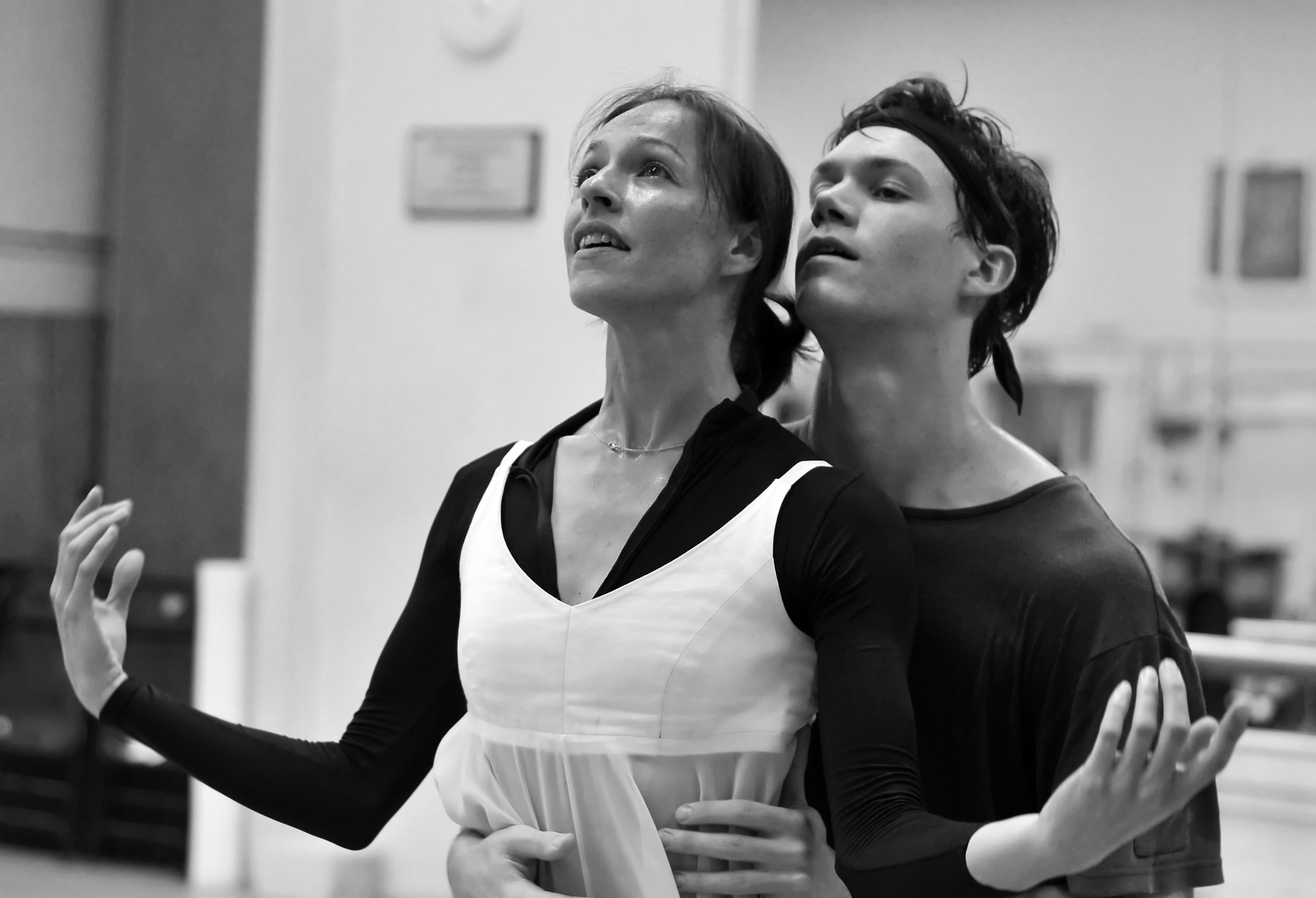 Ballet NEWS Sarah Mcllroy & Max Westwell