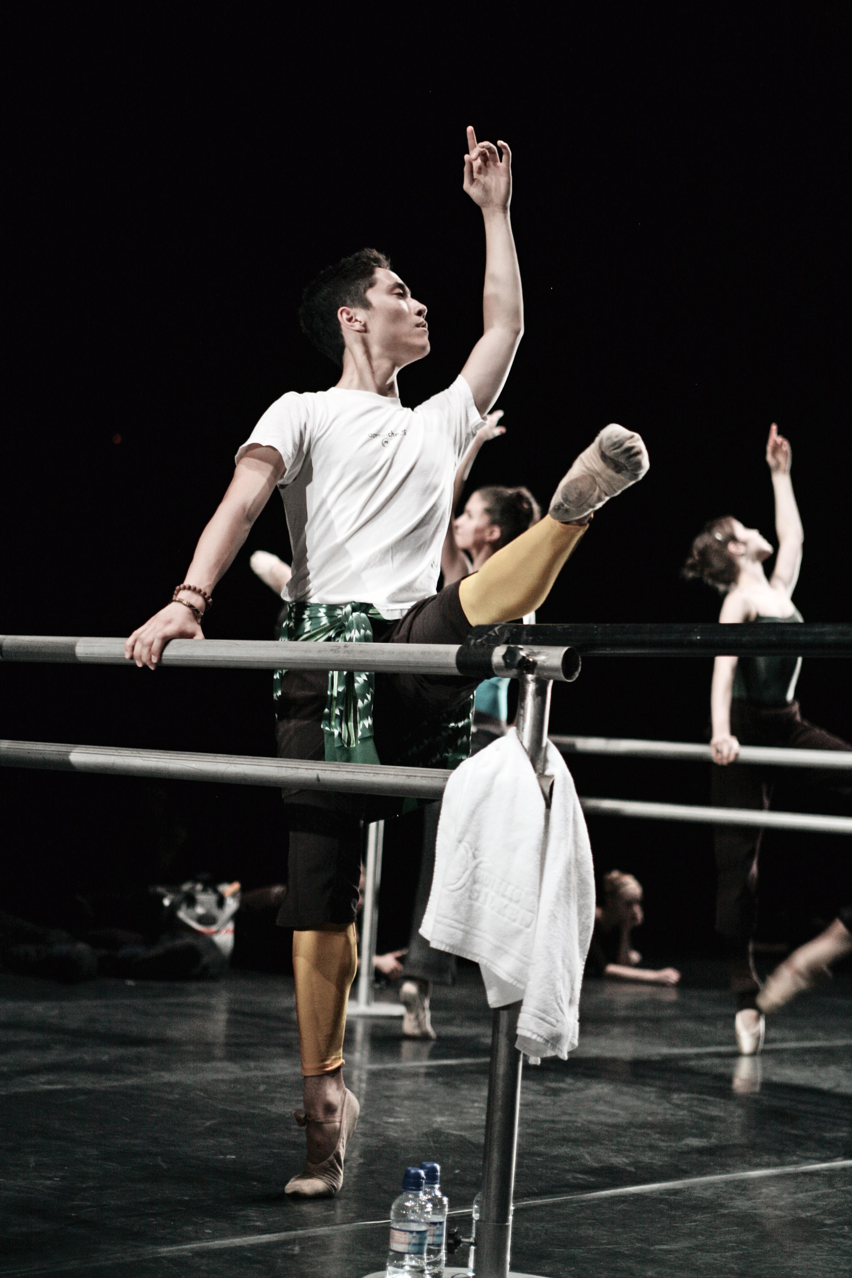 Ballet NEWS Jeffrey Cirio by Sabi Varga © vargaimages.