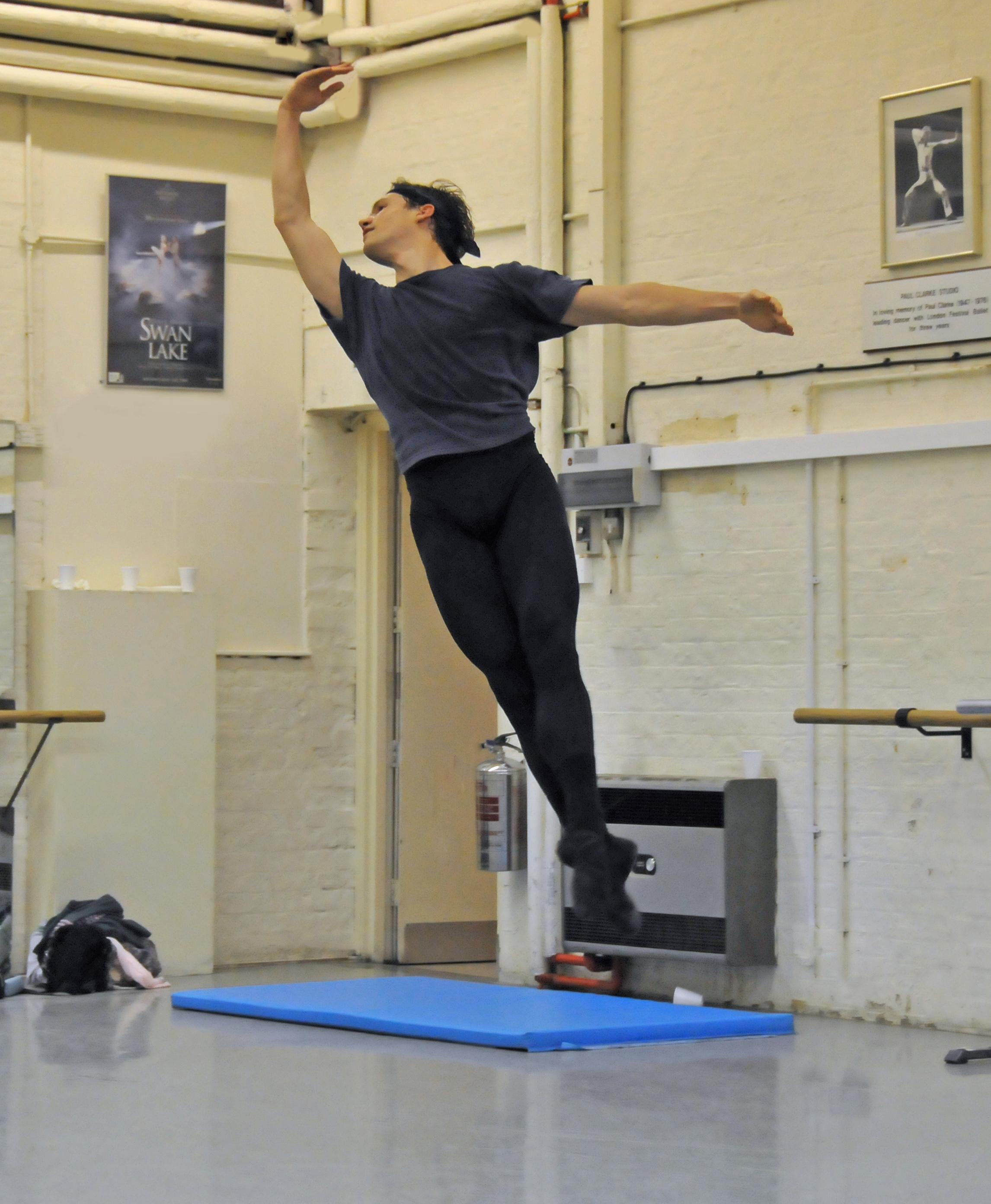 Ballet News, Max Westwell