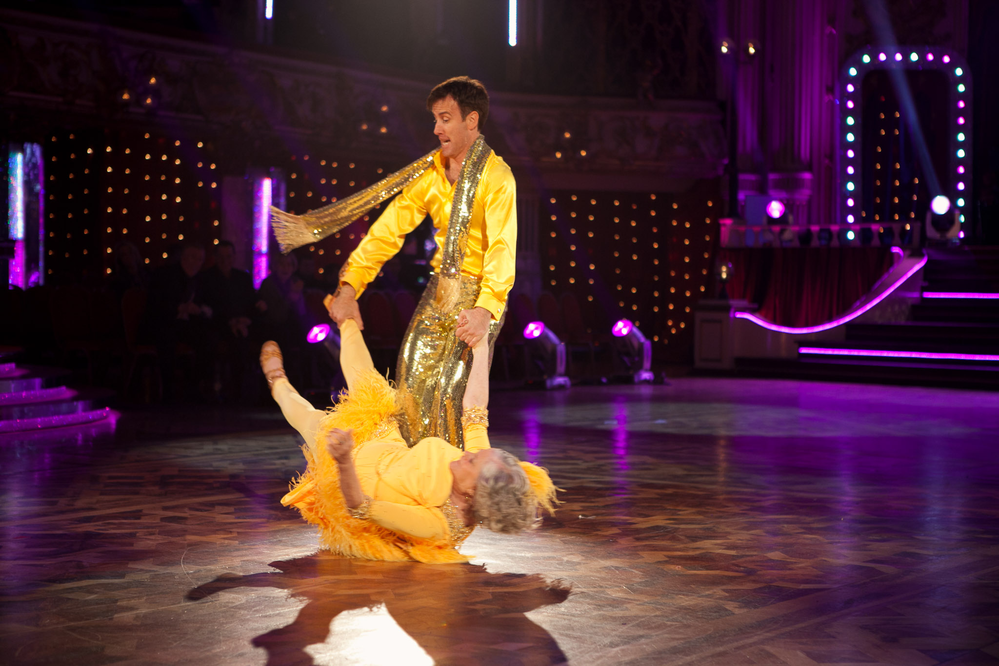 ballet, dance, BBC, Strictly, Blackpool