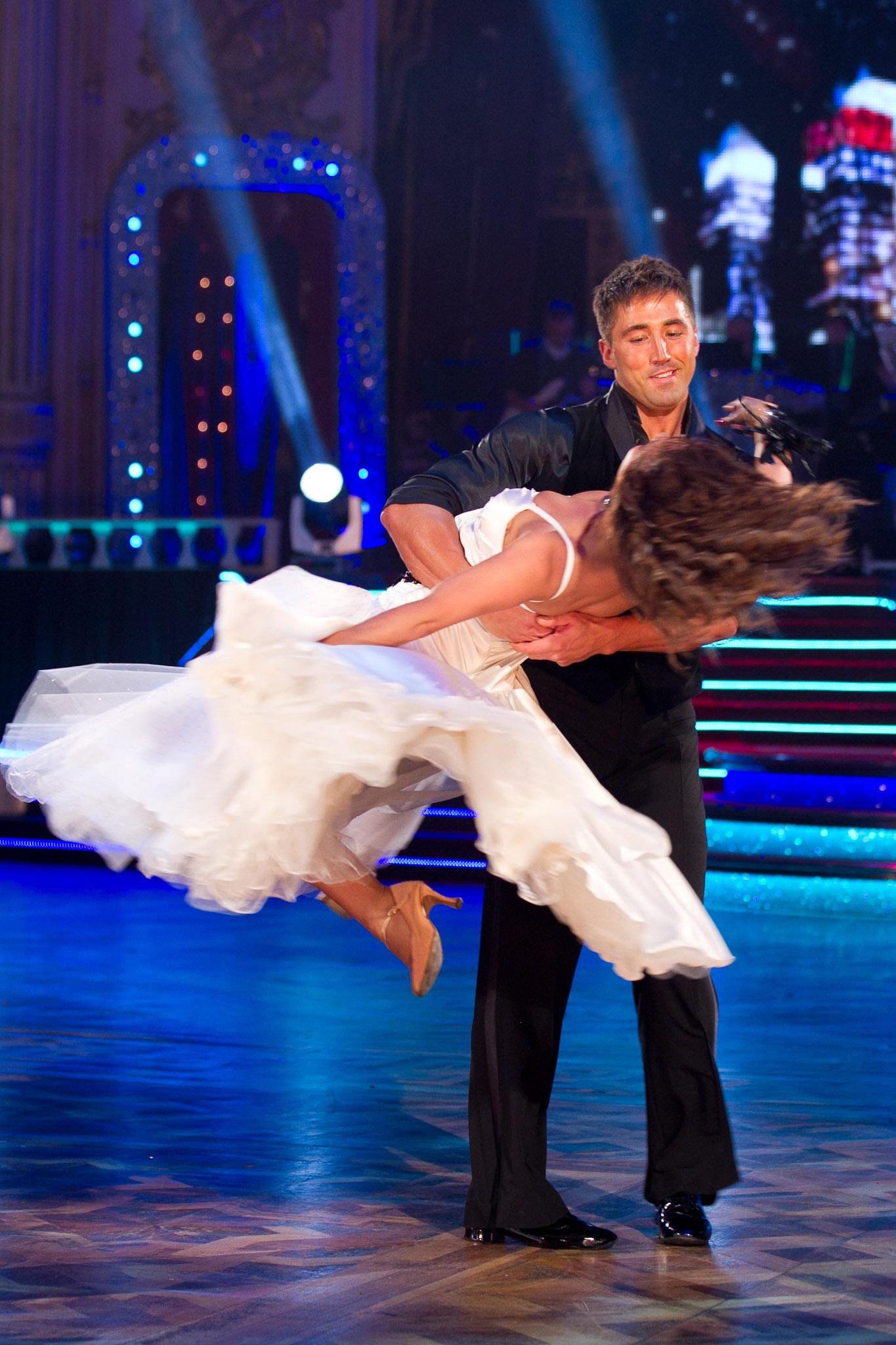 ballet, dance, BBC, Strictly, Gavin Henson