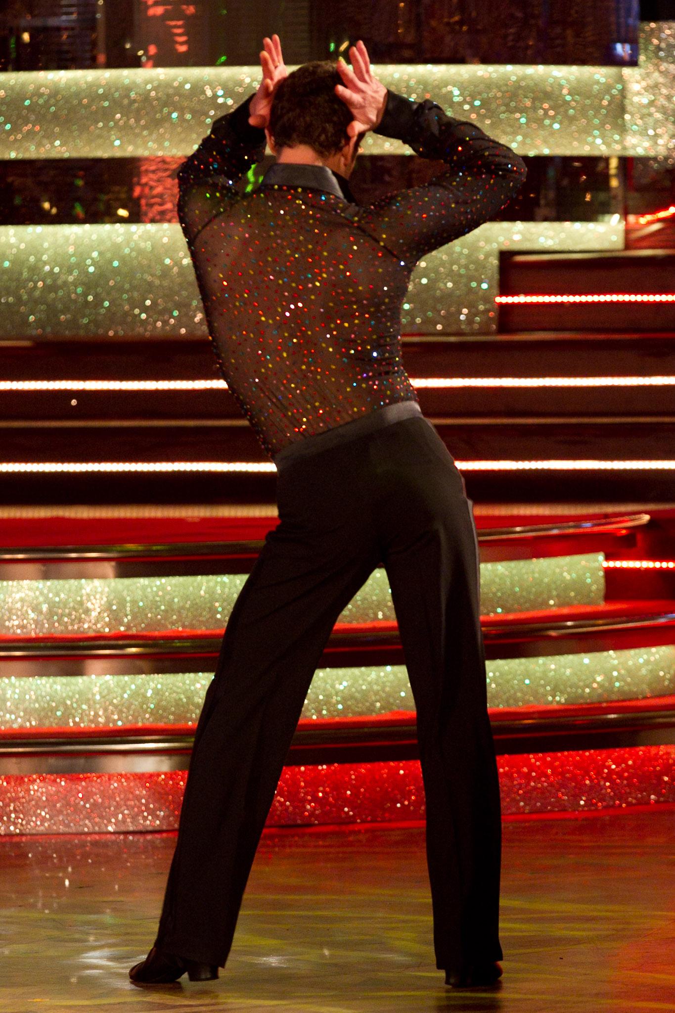 ballet, dance, Matt Baker, BBC, Strictly, samba