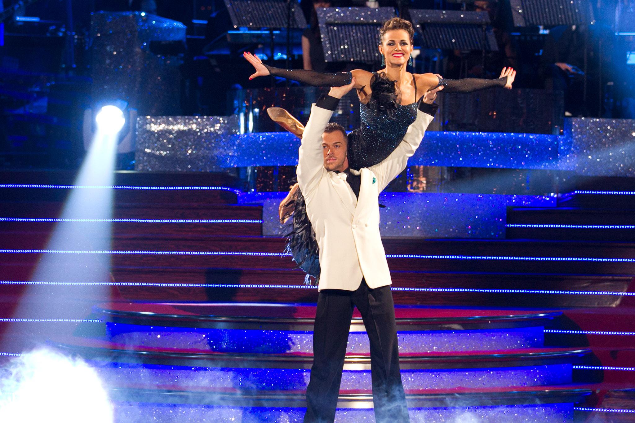 Kara, Artem, BBC, Strictly, dance, ballet