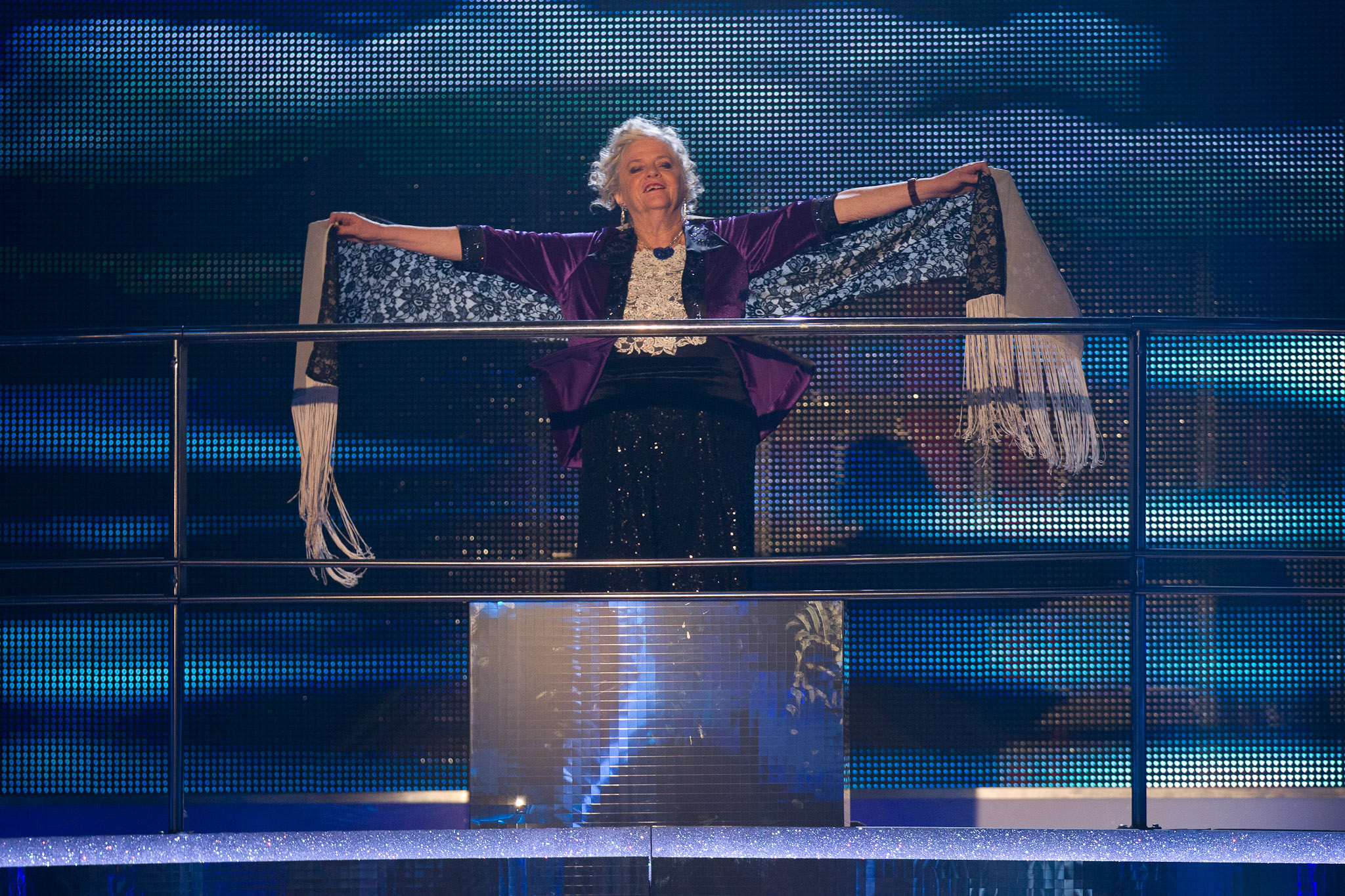 ballet news, dance, BBC, Strictly, Ann Widdecombe