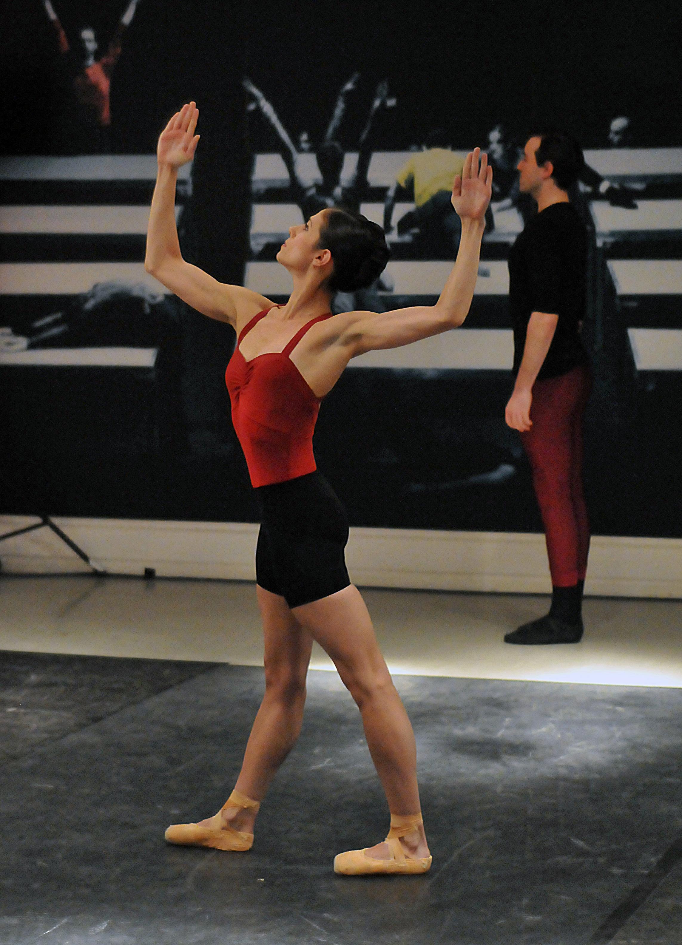 ballet, news, dance, Martha Leebolt, Kenneth Tindall