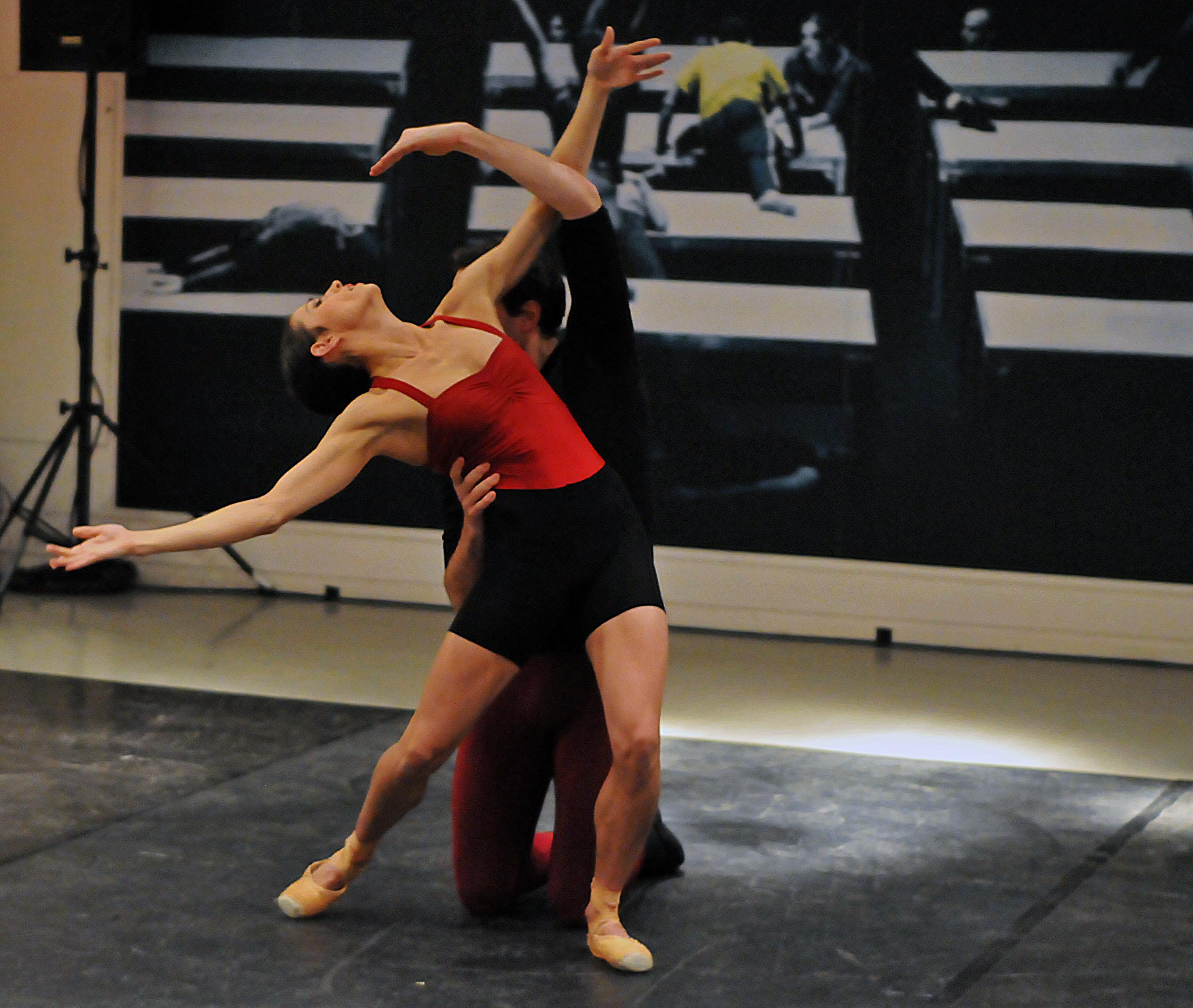 ballet, Northern Ballet, dance, Martha Leebolt, Kenneth Tindall