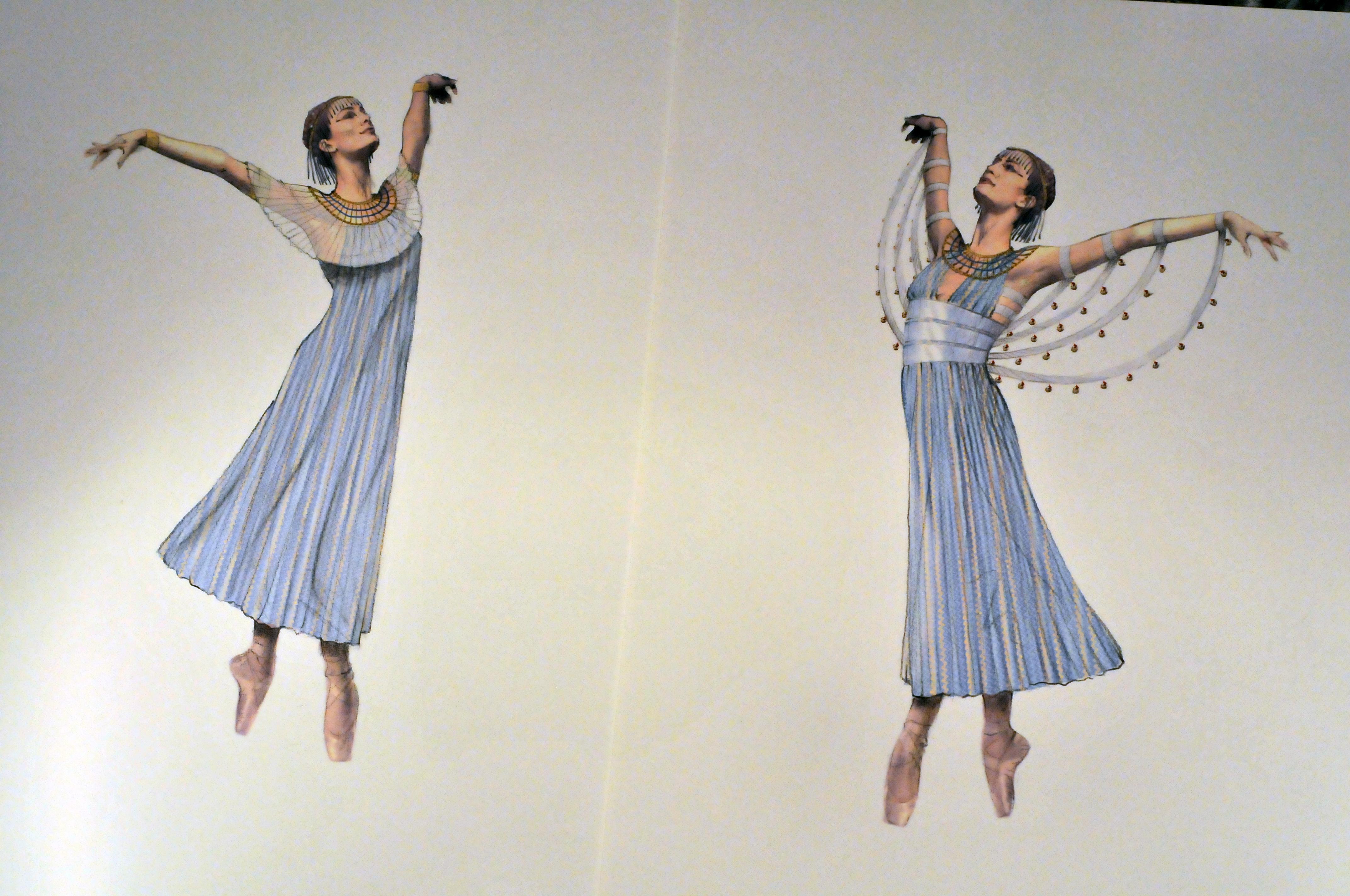 Ballet, Northern Ballet, Cleopatra, dance