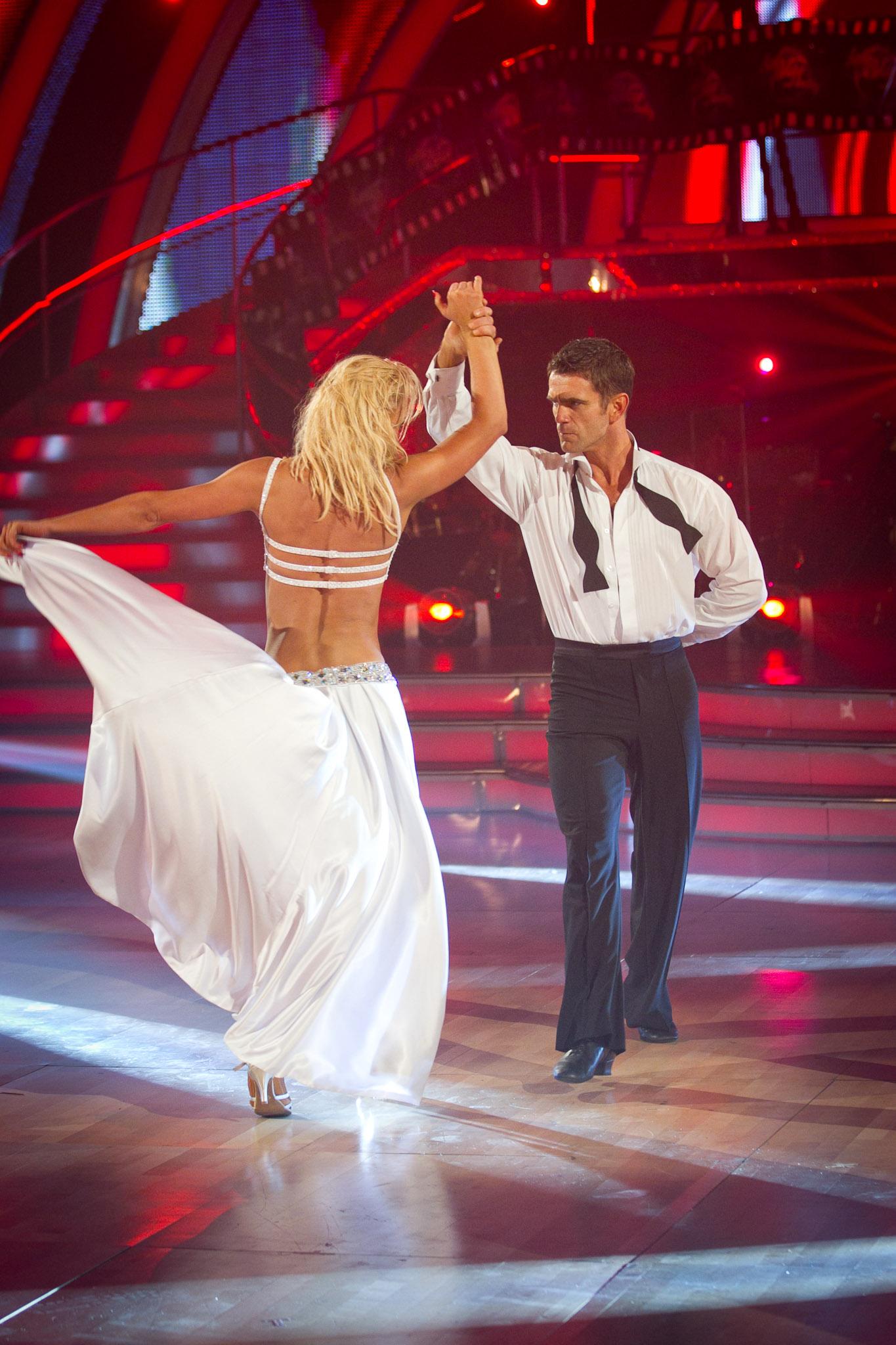 STrictly, ballet, BBC, dance, ballet news, Scott, Natalie