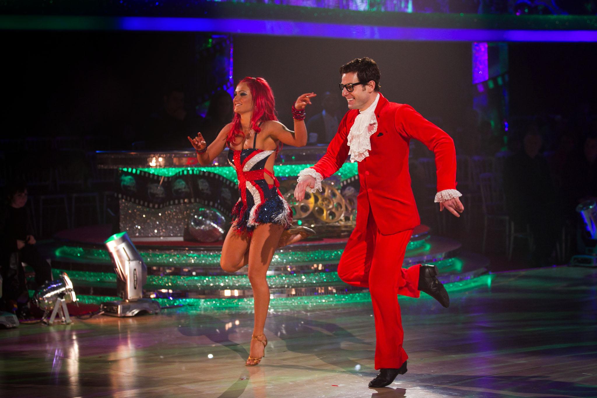 ballet news, ballet, dance, BBC, Strictly, Matt Baker