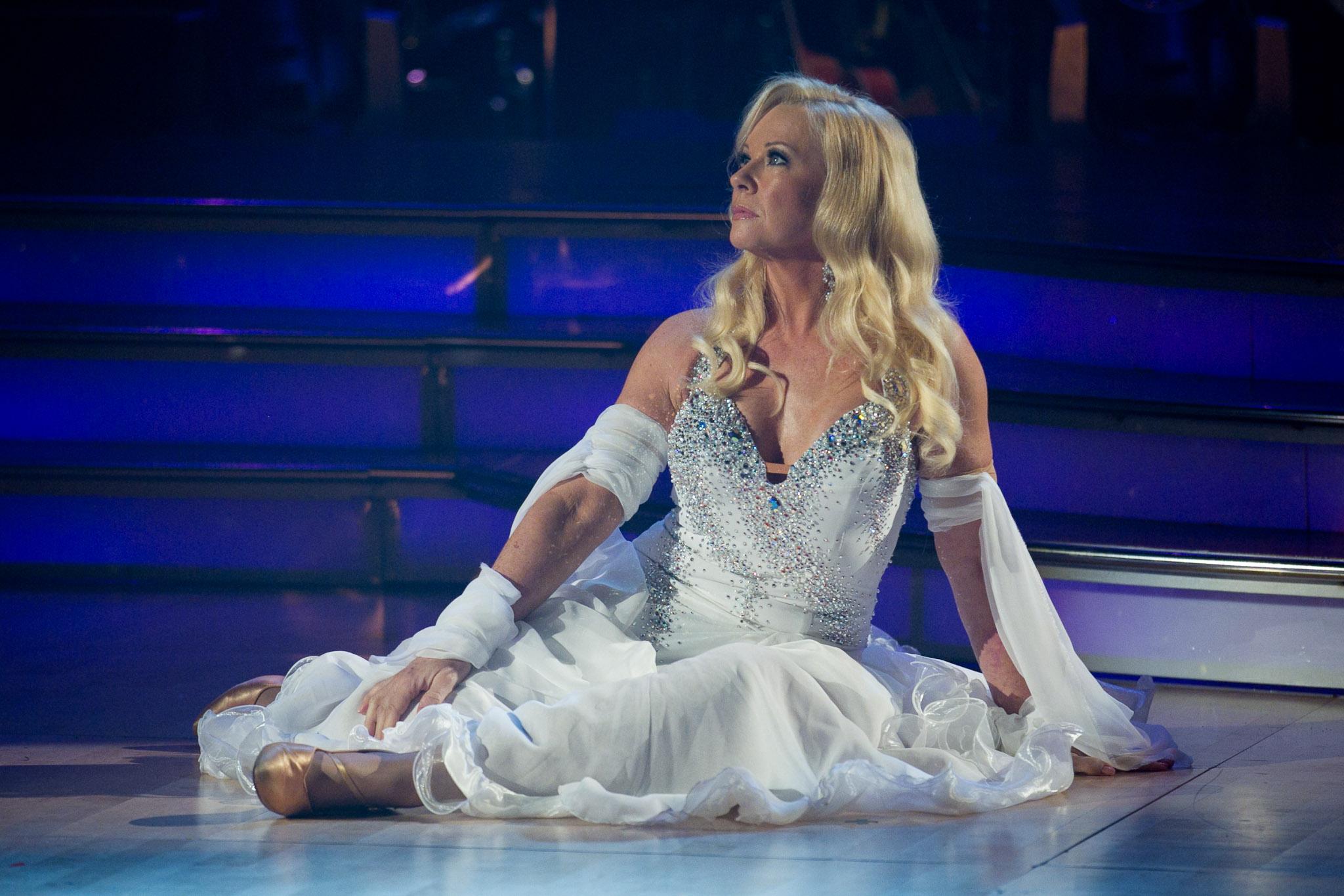 ballet news, Strictly, BBC, news, dance, Pamela Stephenson