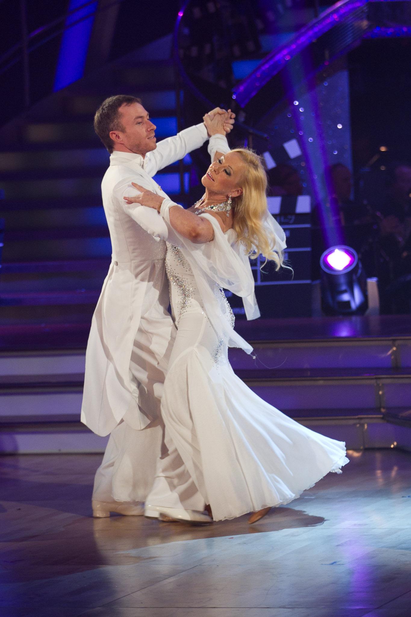 ballet news, Strictly, dance, BBC, Pamela, James