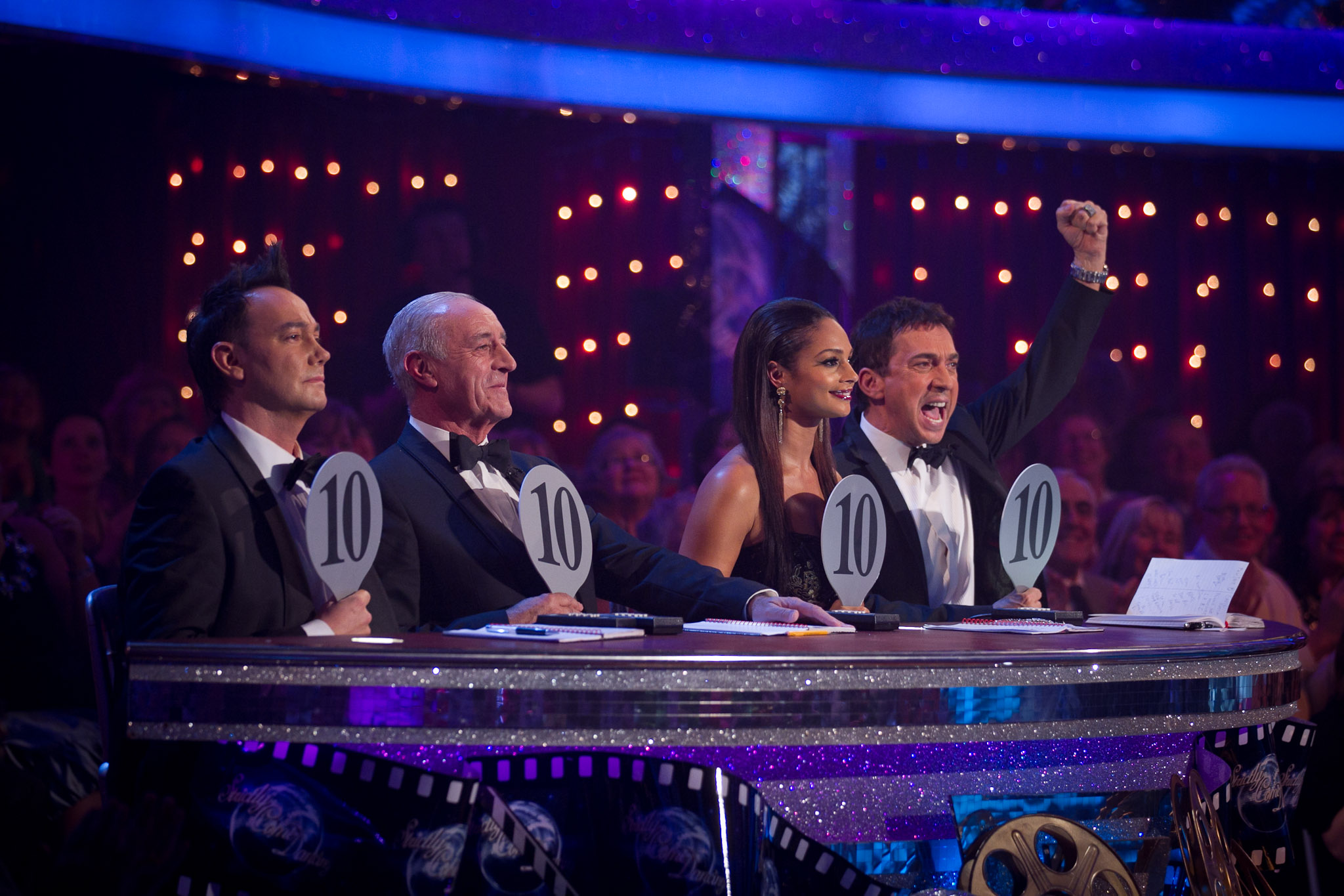ballet news, ballet, dance, BBC, Strictly, results