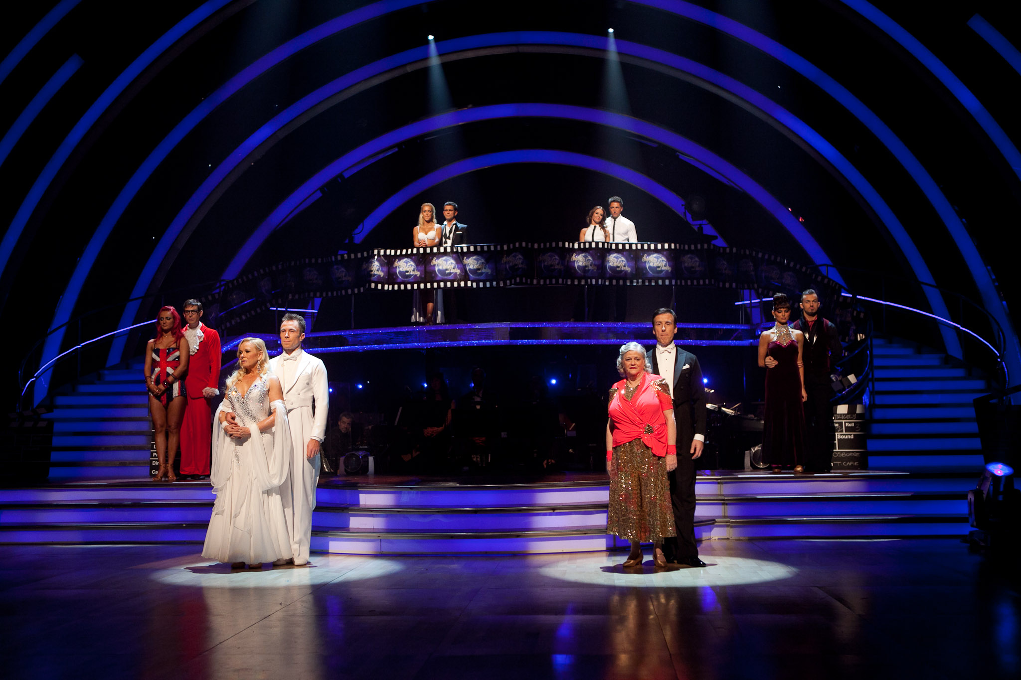 ballet news, ballet, dance, Strictly, BBC, results