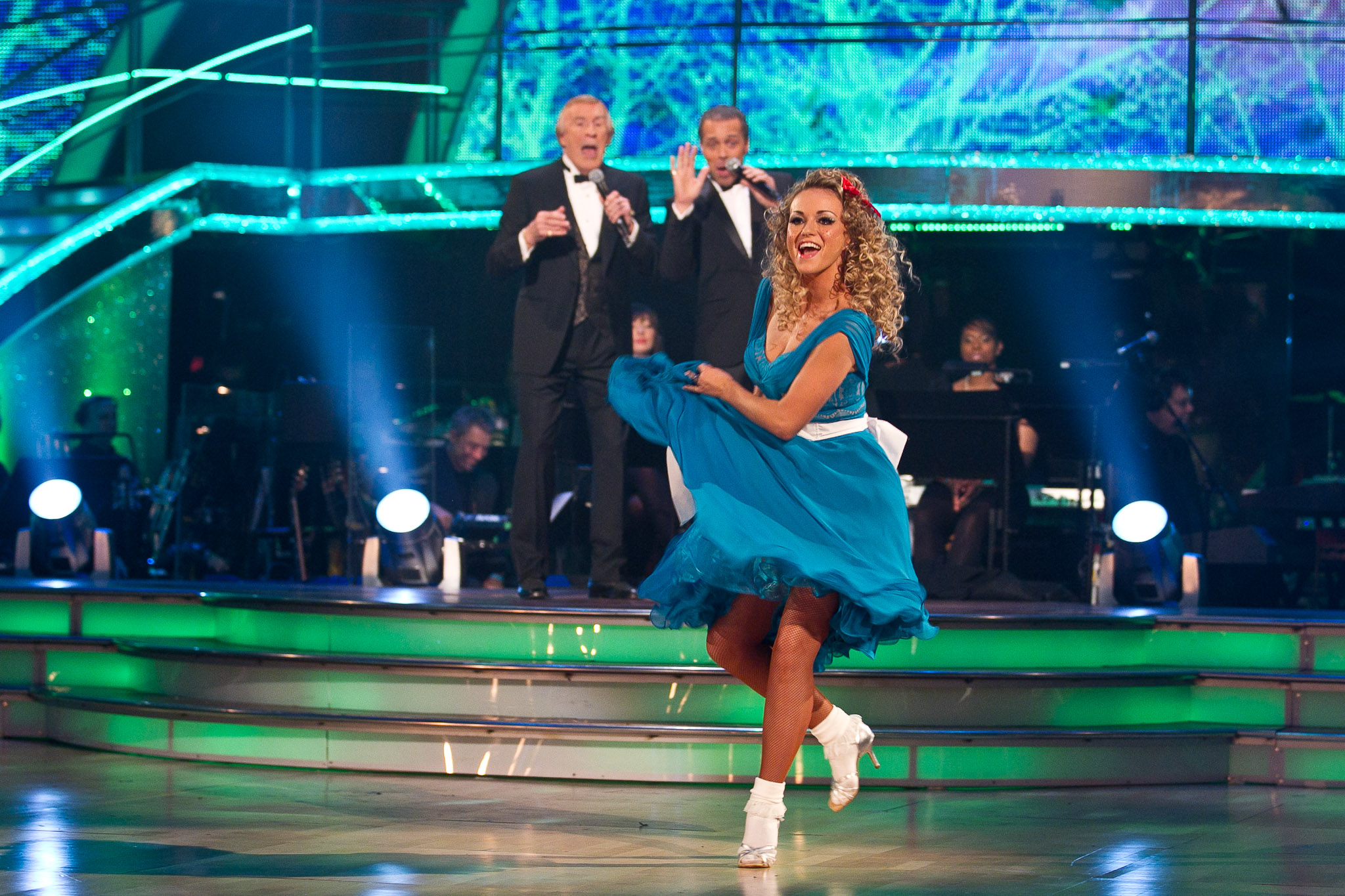 Dance, Strictly, BBC