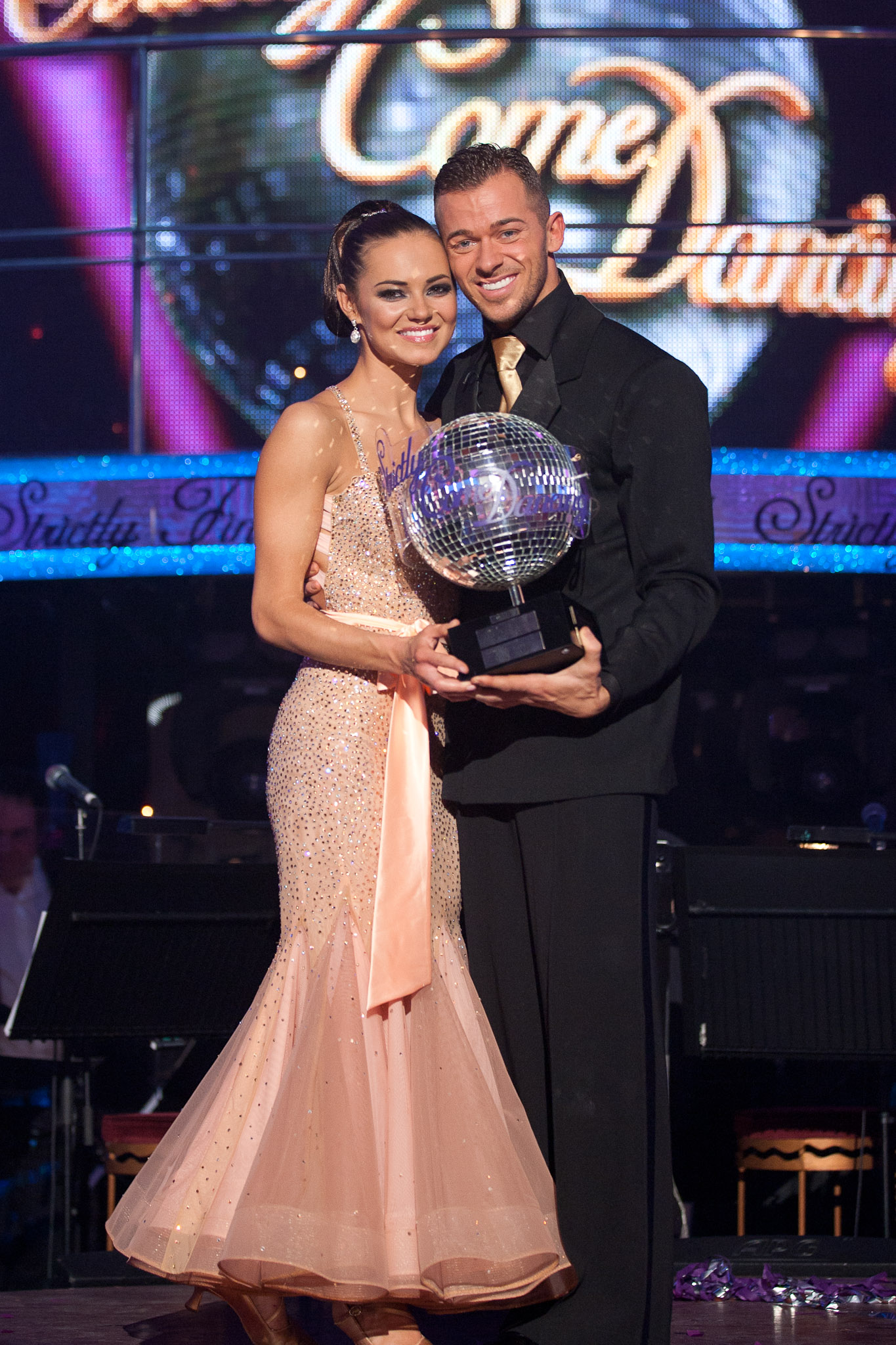 Strictly winners