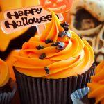 ballet Halloween cupcake
