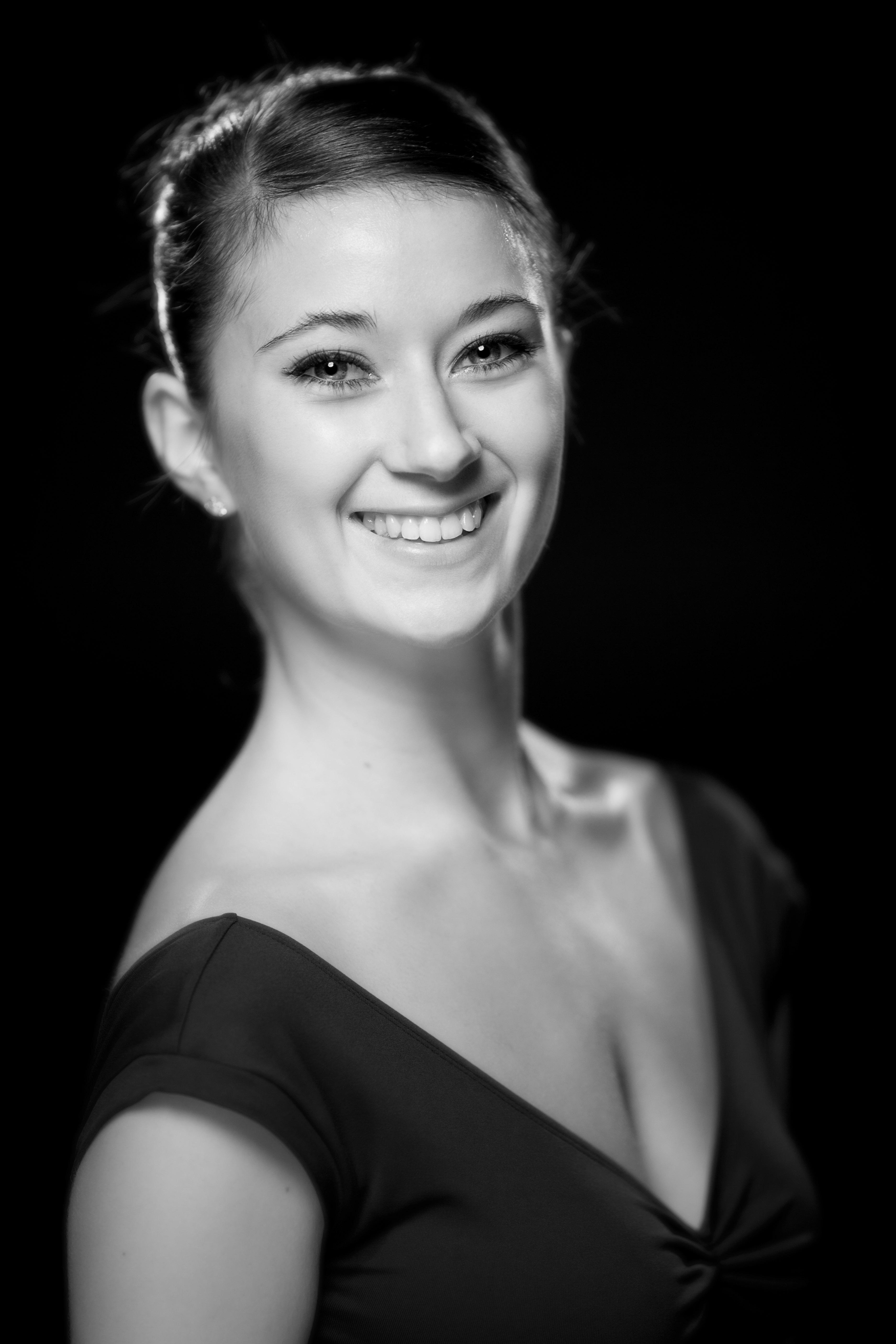 Hannah Grennell ballet dancer