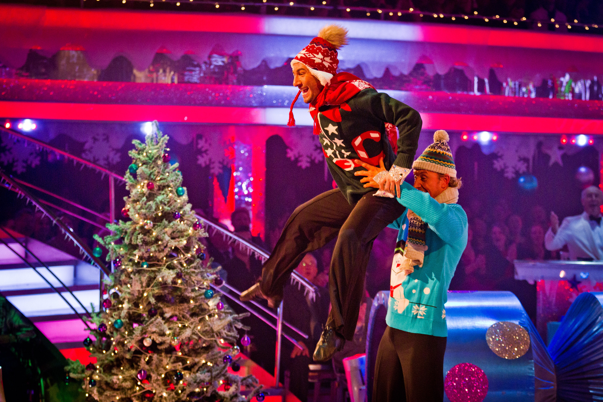 Strictly Christmas Special