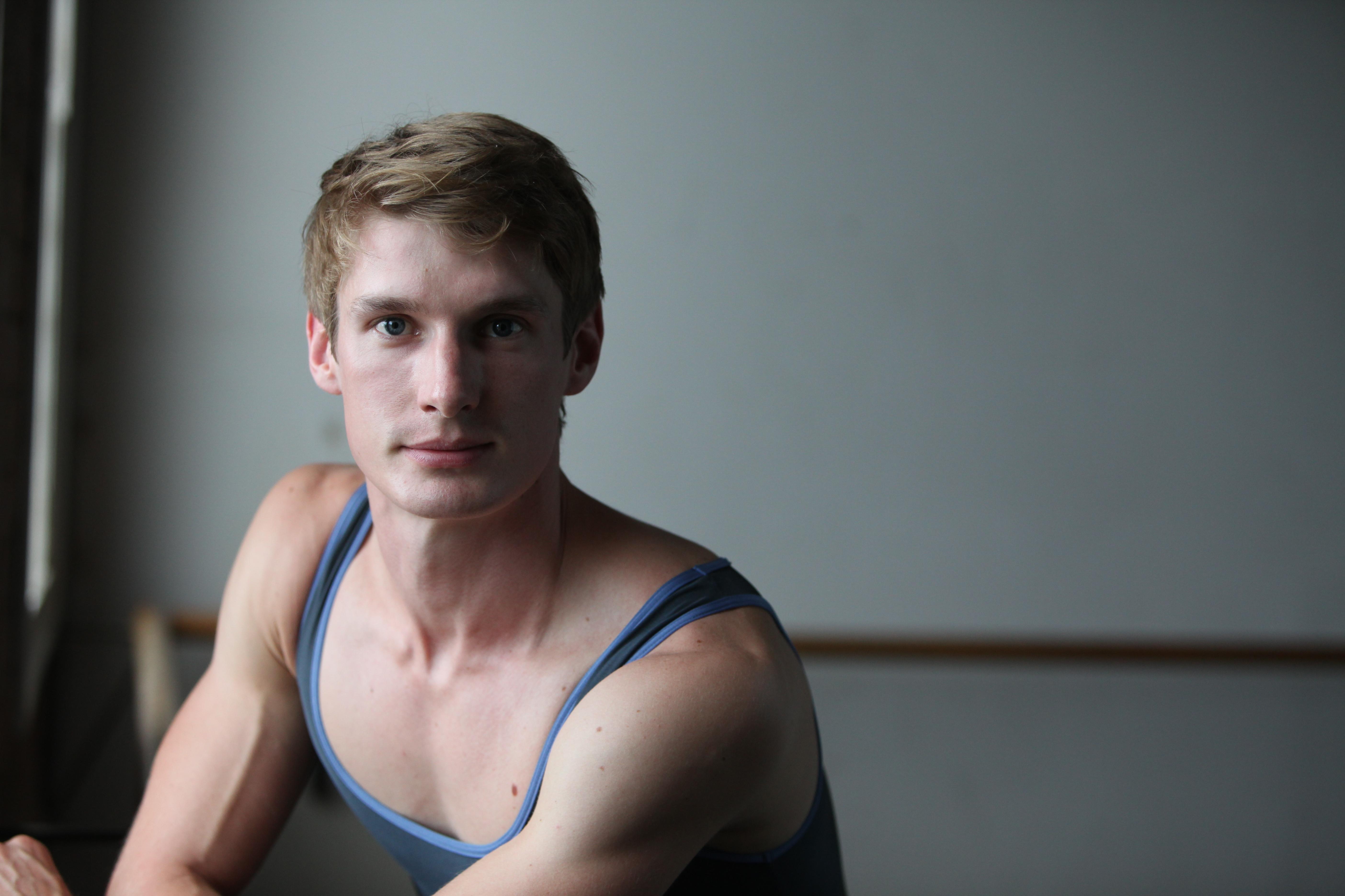 Queensand Ballet Principal Keian Langdon Photo David Kelly