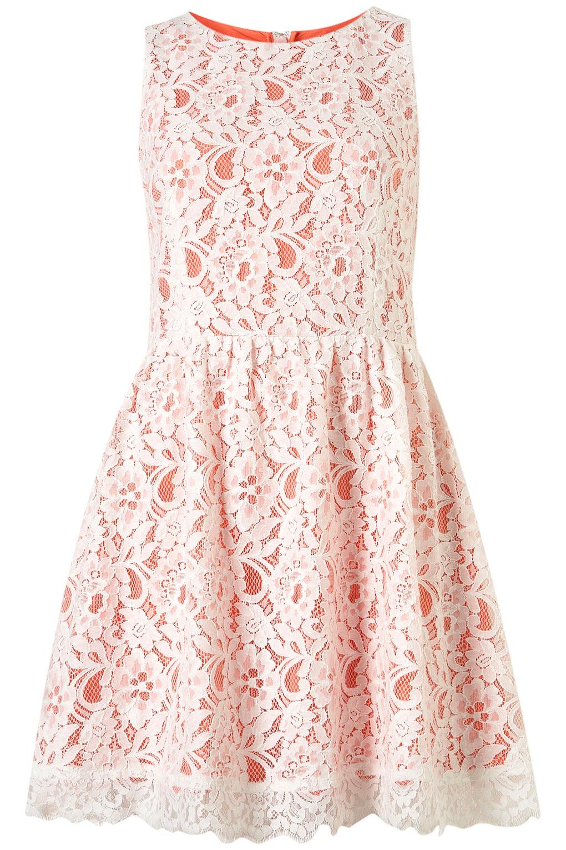 lace  ballet dress