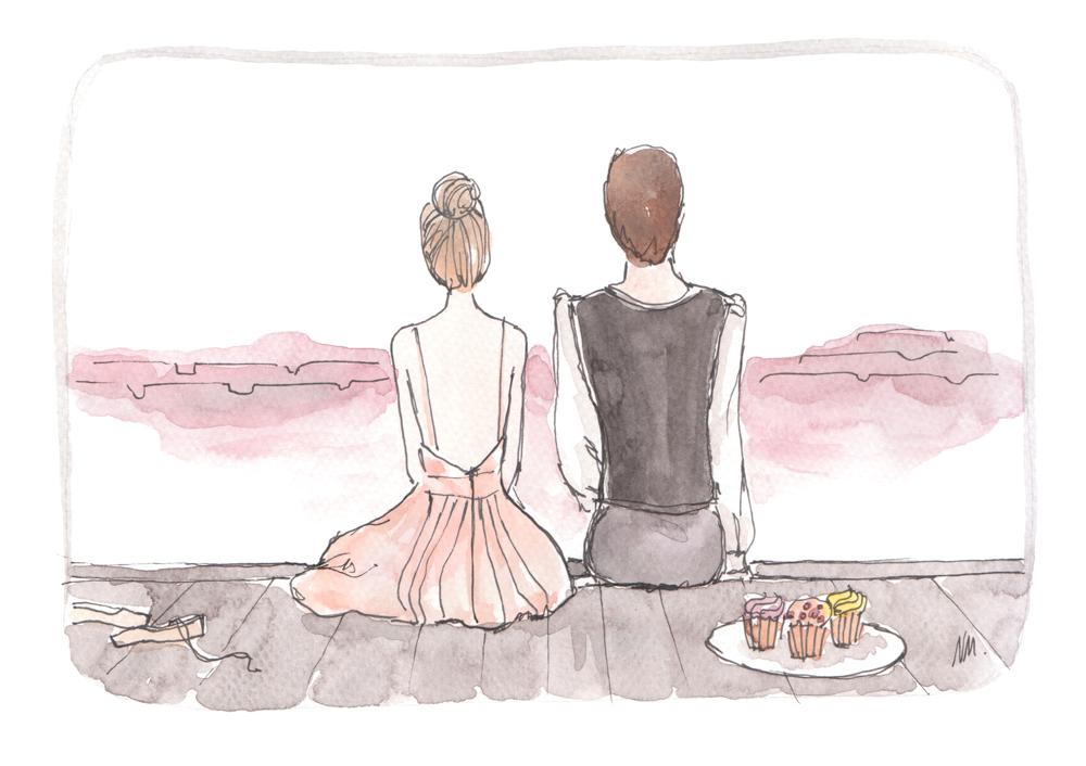 ballet couple