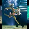 dancers underwater