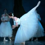 ballet dancer in Giselle