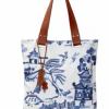 blue ballet bag