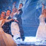 The Strictly professional dancers Erin Boag, Anton Du Beke, Natalie Lowe, Brendan Cole, Ola Jordan, Artem Chigvinstev - (C) BBC - Photographer: Guy Levy
