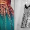 sequin dance wear