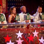Craig Revel Horwood, Darcey Bussell, Len Goodman, Bruno Tonioli - (C) BBC - Photographer: Guy Levy