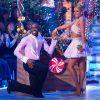 Fabrice Muamba, Aliona Vilani - (C) BBC - Photographer: Guy Levy