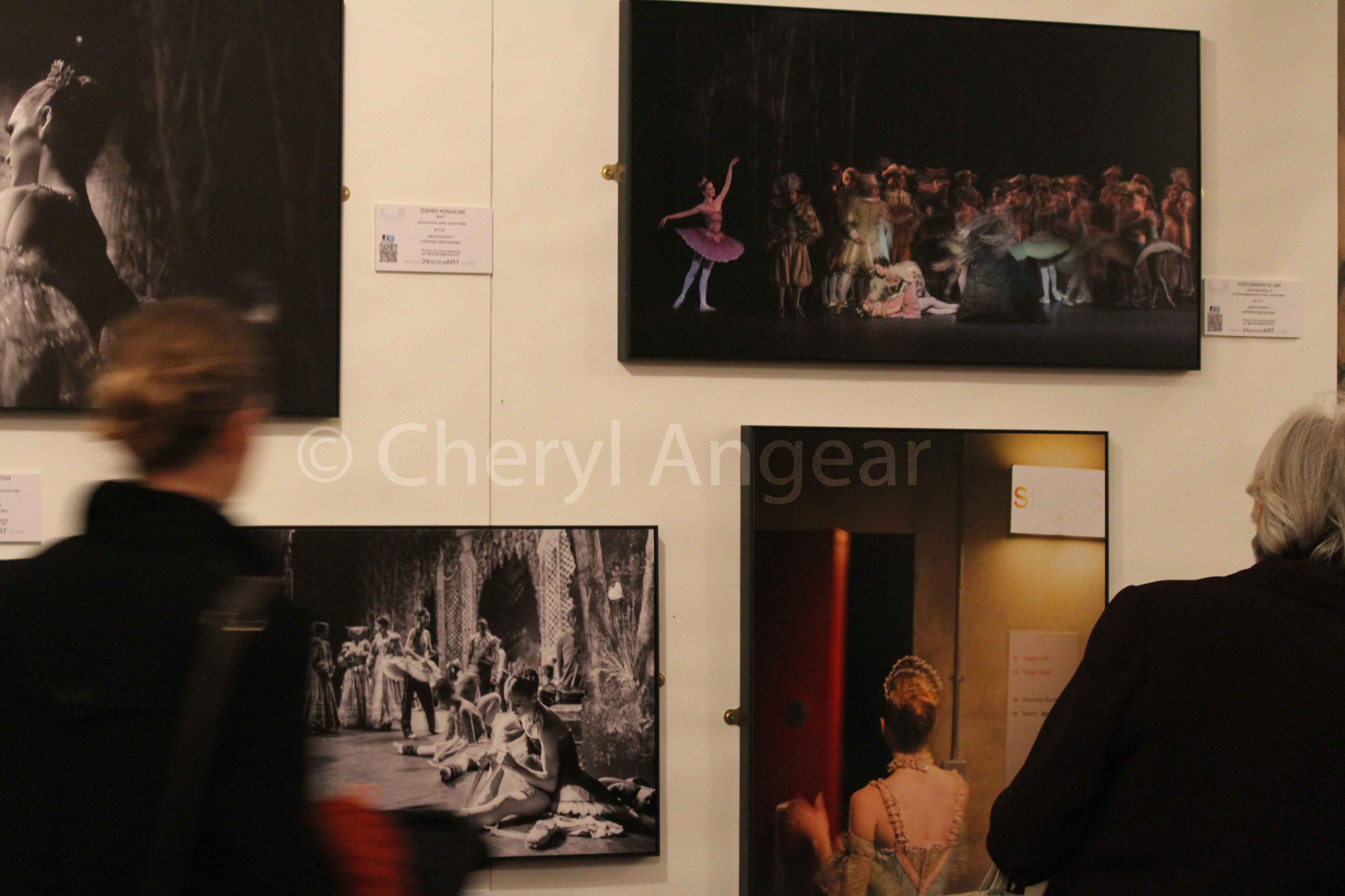 ENB photography exhibition