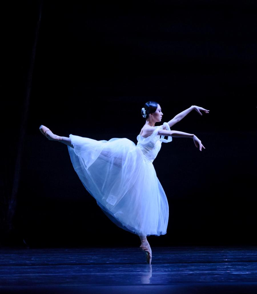 Giselle Photo by Conrad Dy-Liacco