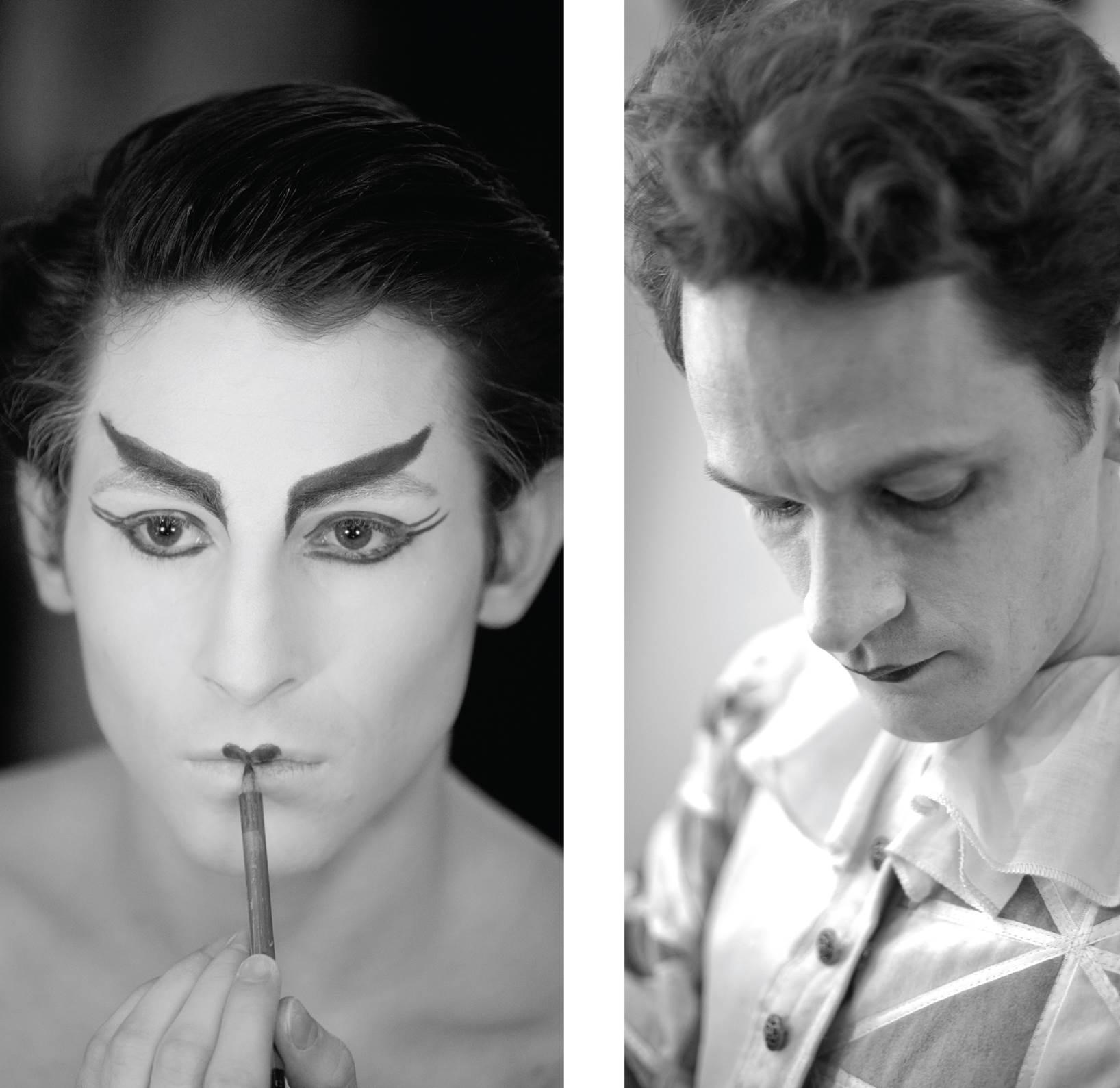Tristan Dyer, James Wilkie  Photograph : Andrej Uspenski