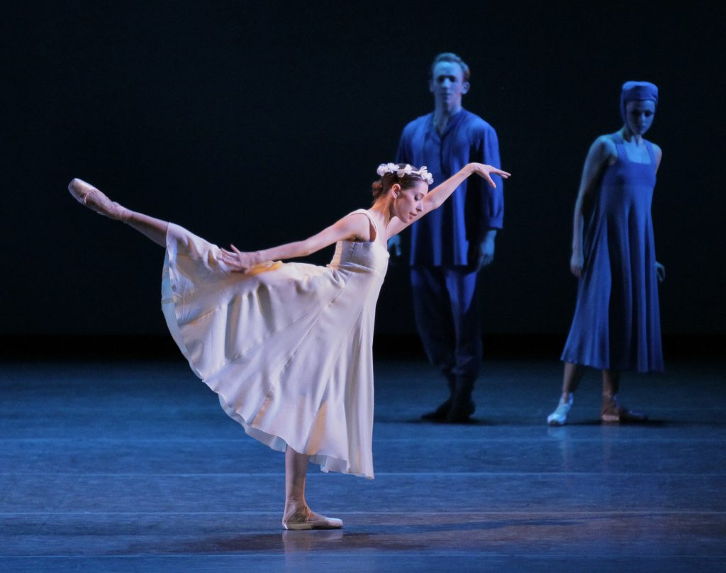 Russian Seasons Choreography by Alexei Ratmansky New York City Ballet   Credit Photo: Paul Kolnik