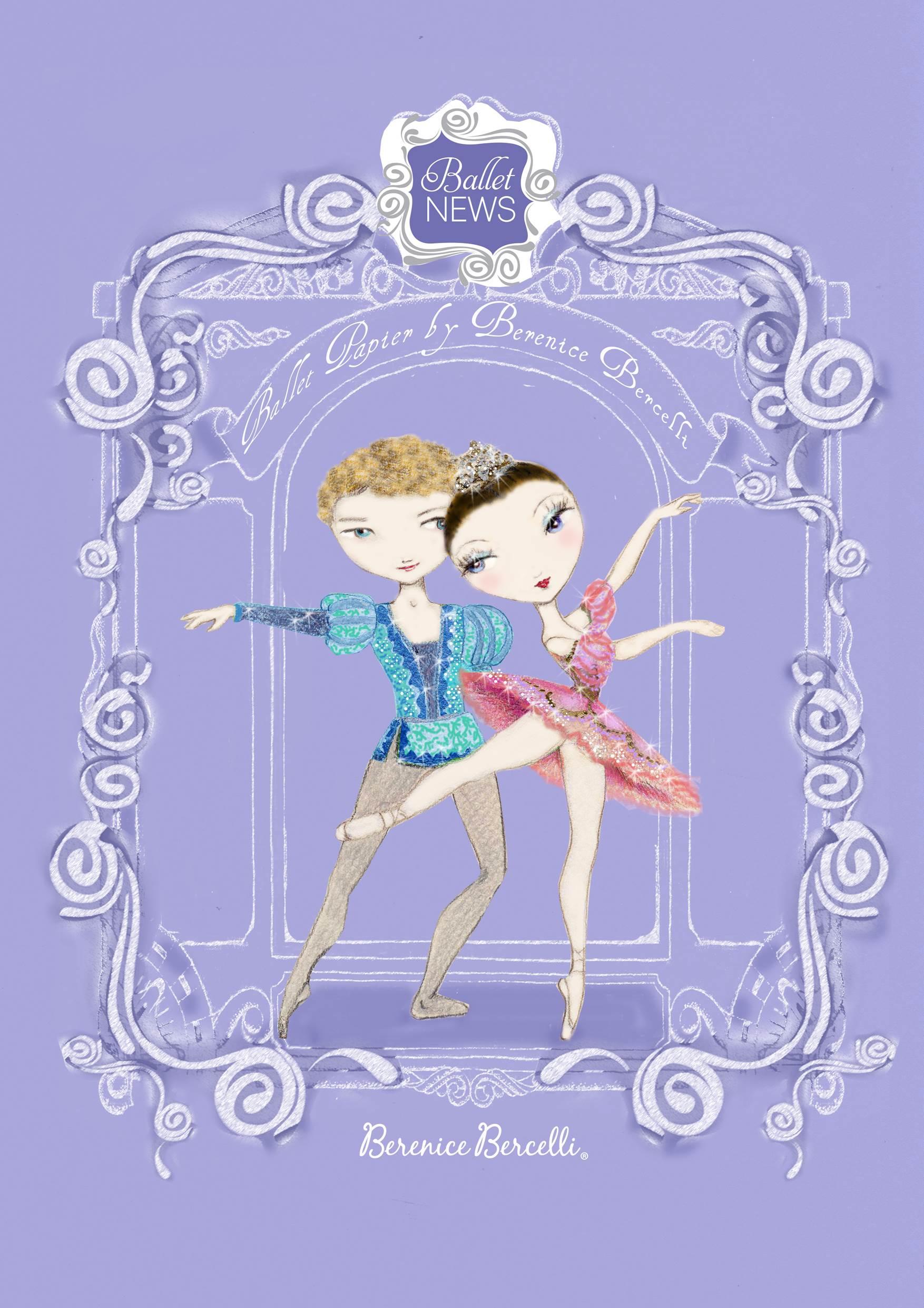 ballet illustrations