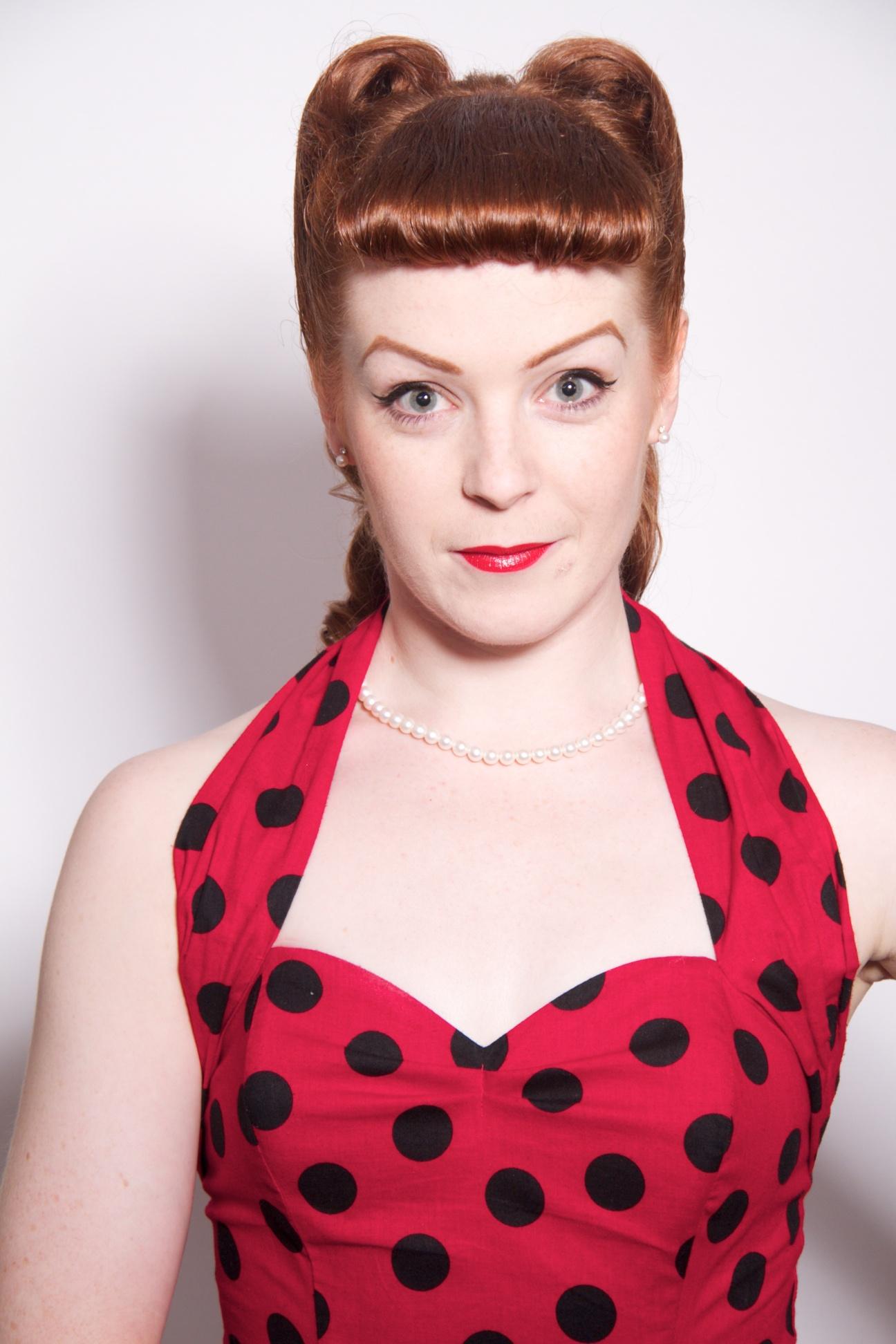 Victoria Sibson  Photo by Simon Lawson