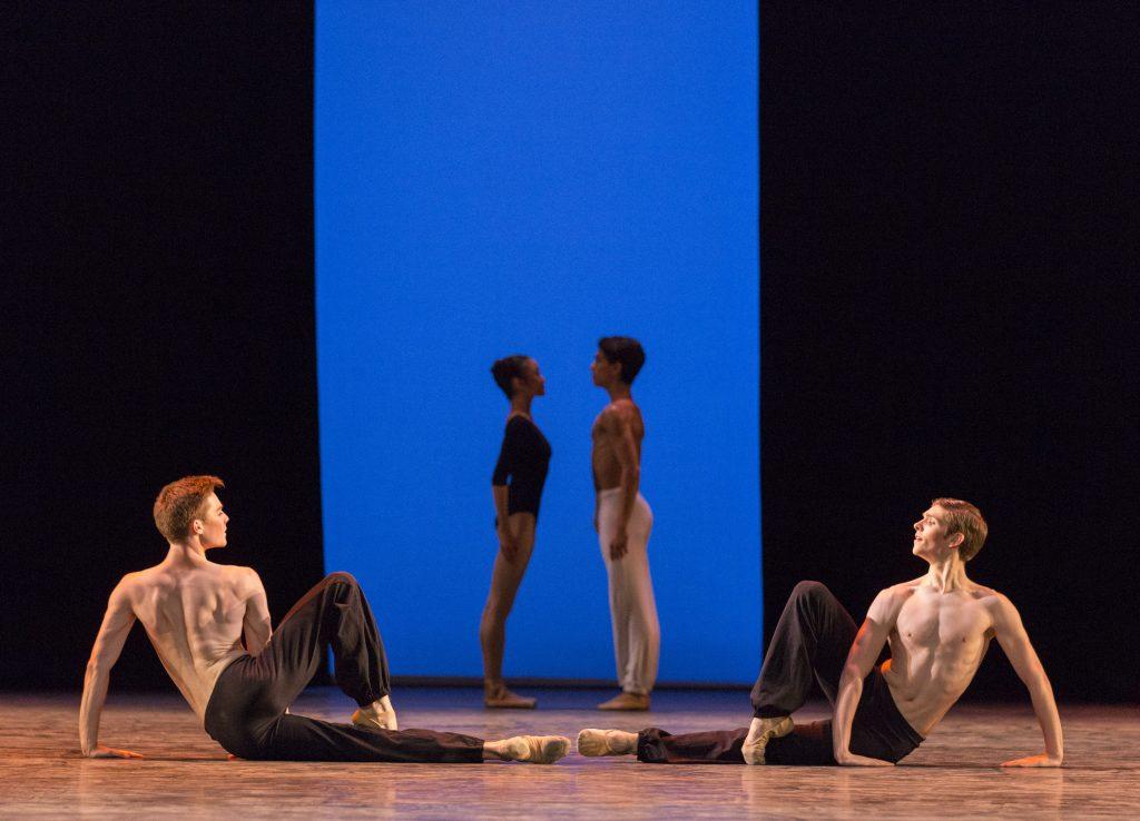 Seven Greek Dances.  Photograph : Johan Persson
