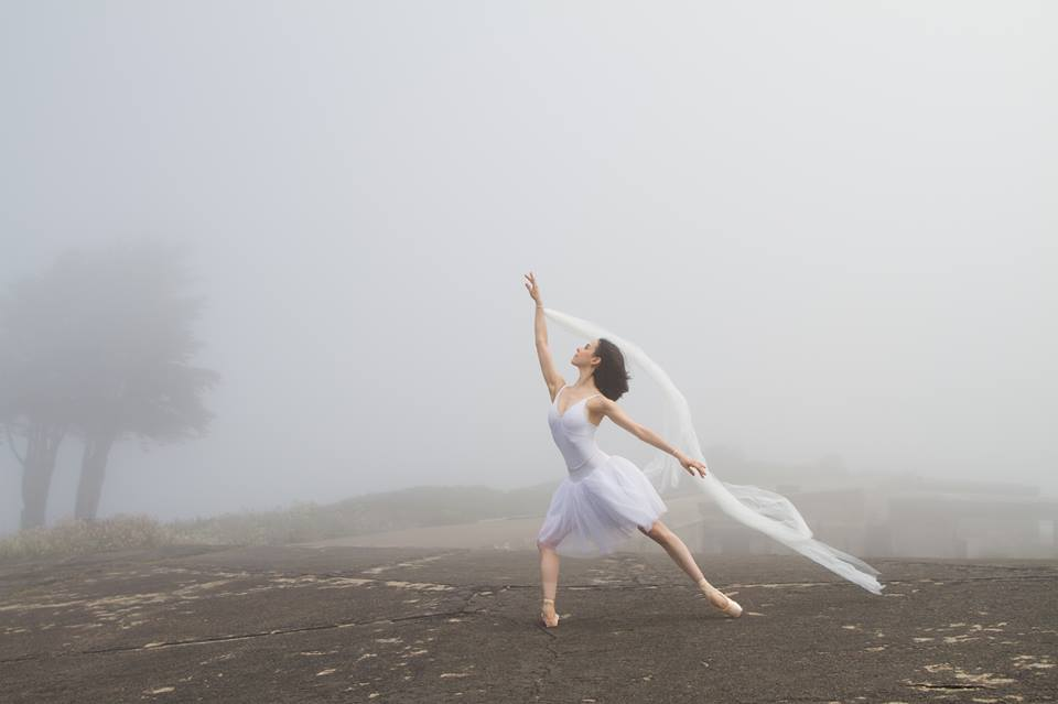 Jessica Cohen photographed by Ballet Zaida (Oliver Endahl)
