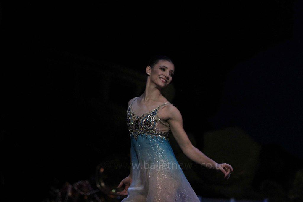 English National Ballet's Le Corsaire.  Photograph: Cheryl Angear