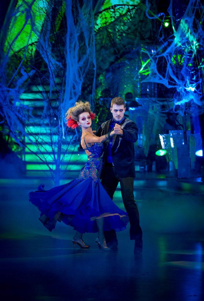 Ola Jordan, Ashley Taylor Dawson - (C) BBC - Photographer: Guy Levy