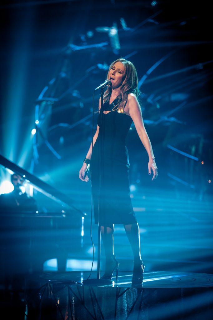 Celine Dion - (C) BBC - Photographer: Guy Levy