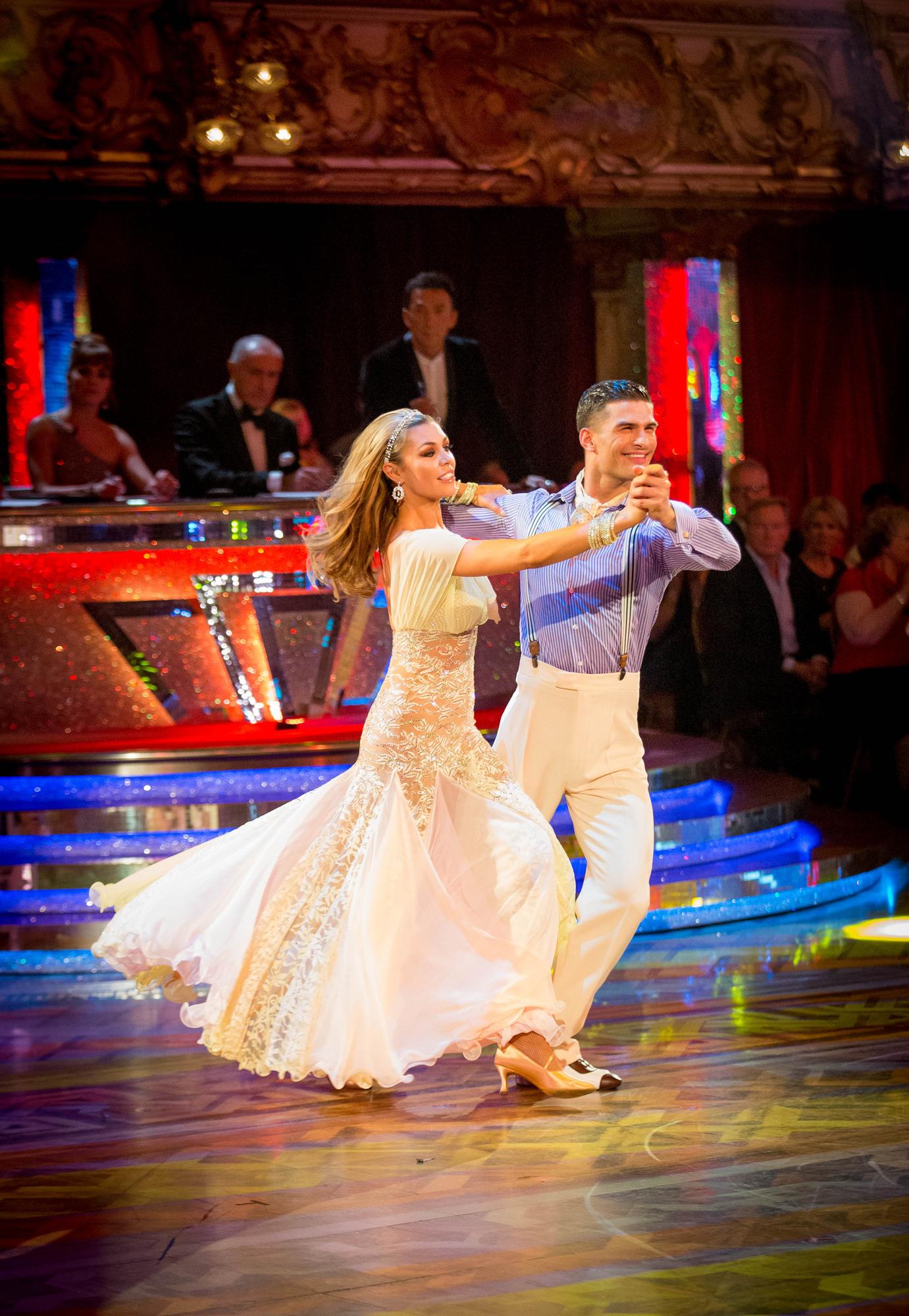 Strictly come dancing by Filiz Elgezdi on Waltz, My